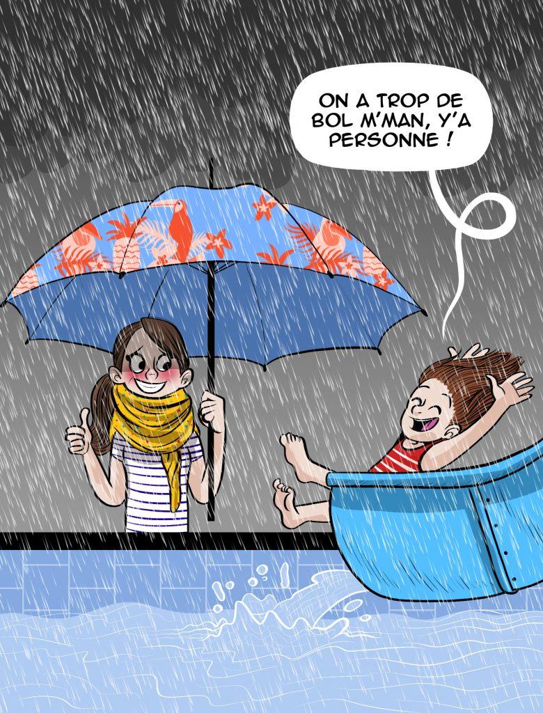 que faire en vacances quand il pleut