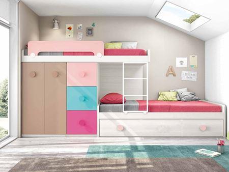 Idées pour organiser la chambre des enfants quand ils doivent la partager ?