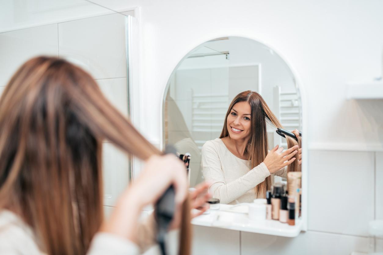 5 conseils pour bien se lisser les cheveux et sans les abîmer