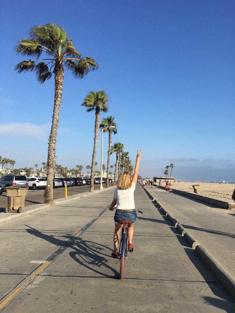 Santa Monica - Road trip en Californie en famille