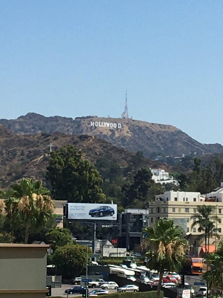 hollywood - Vacances en Californie en famille