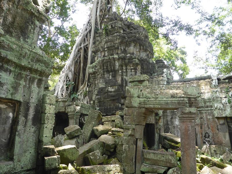 Découvrir Angkor en famille