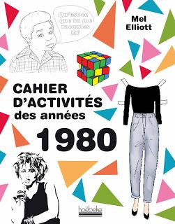 Cahier dactivités des années 1980
