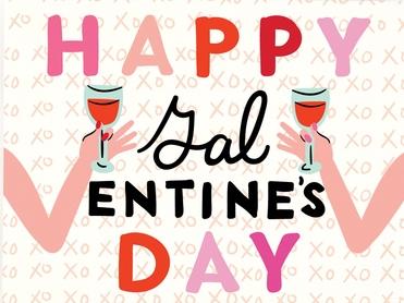Plutôt Galentine's Day entre copines ou Saint-Valentin en amoureux ?