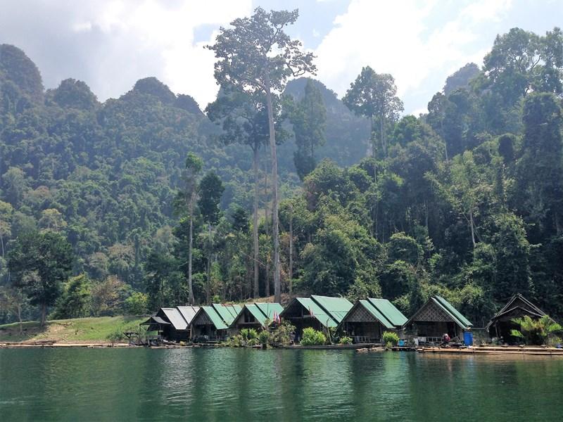 Une semaine en famille à Kao Lak en Thaïlande