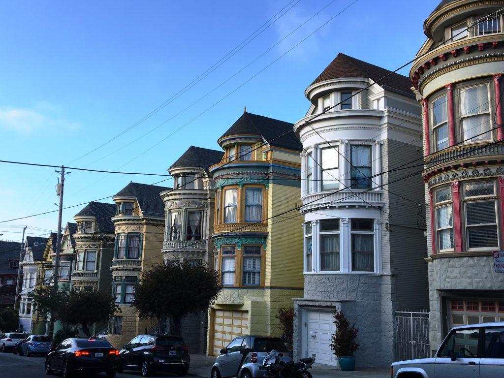 San Francisco en famille # Jour 3 Haight Ashbury et Golden Gate Park