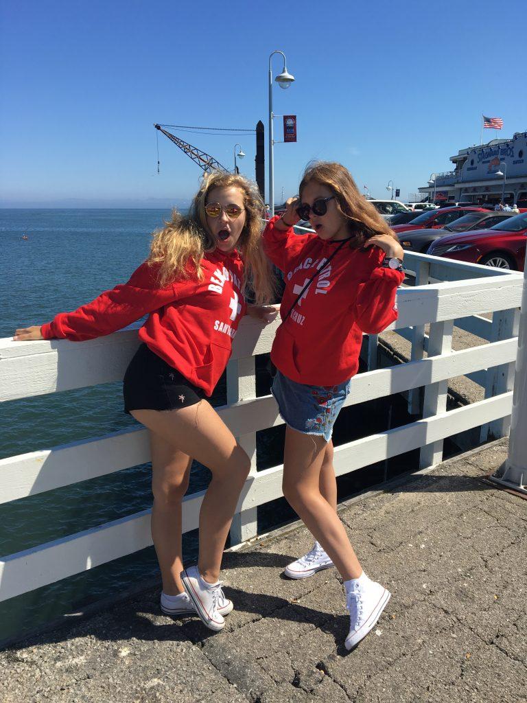 Road trip en Californie en famille - Santa Cruz