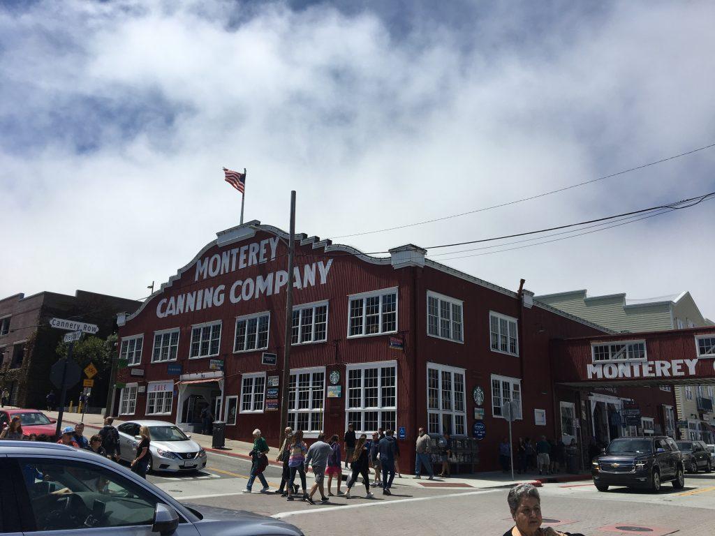 Monterey - Californie en famille