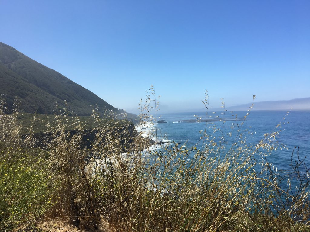 Highway 1, route mythique entre Carmel et Santa Barbara