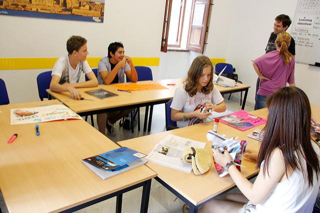 Apprendre l'anglais à Malte avec Maltalingua