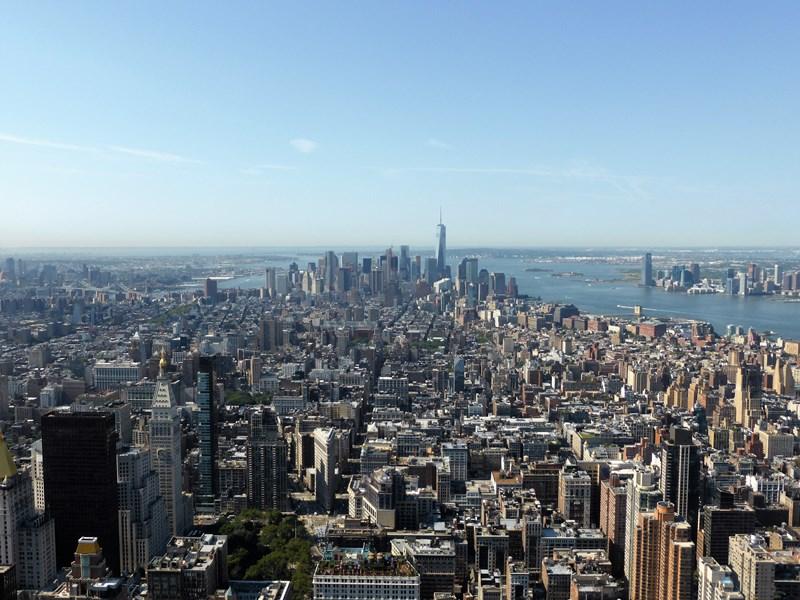 5 jours en famille à New-York