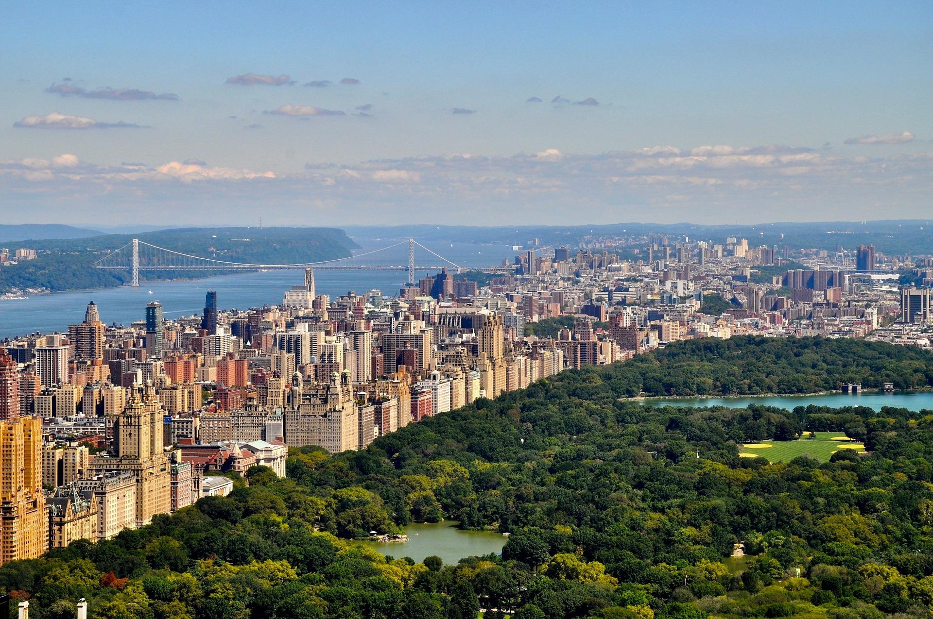 4 jours à New-York en famille