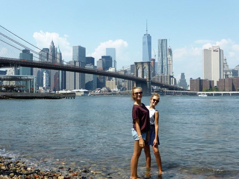 4 jours à NY en famille - Brooklyn