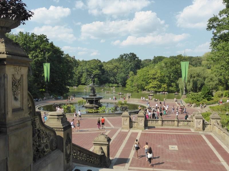 4 jours à New-York en famille - Central Park