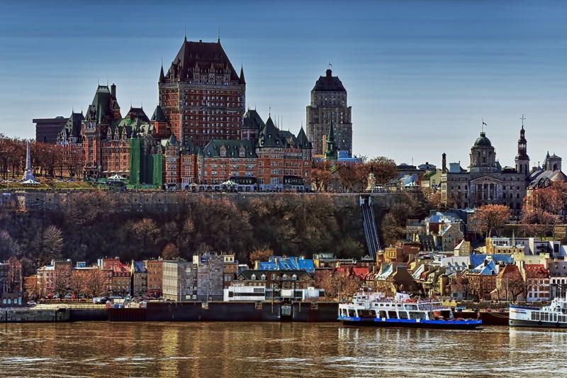 Road trip en famille au Québec