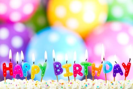 Organisation anniversaire enfant - planning