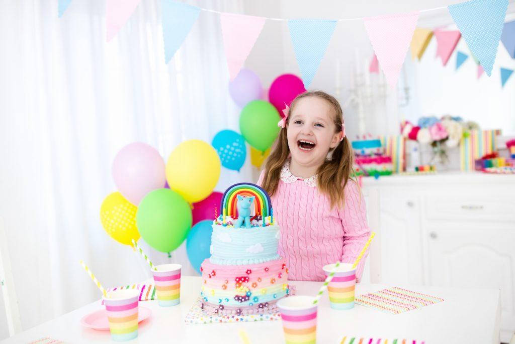 6 idées pour un anniversaire licorne magique