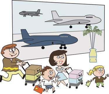 Quoi prendre en avion ? Comment s'habiller pour l'avion ?