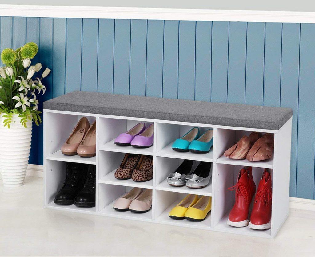 Porte Chaussure Derriere Porte comment bien ranger les chaussures | femmes débordées