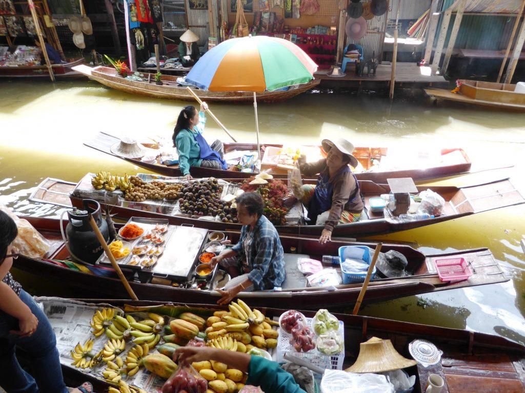 Vacances en Thaïlande avec des enfants