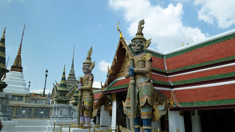 Grand Palace Bangkok ou Grand Palais