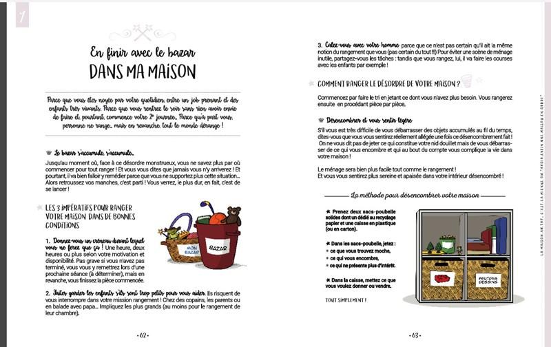 """Les 10 bonnes raisons pour lesquelles ça vaut le coup d'acheter """"Le livre qui va vous simplifier la vie au quotidien"""