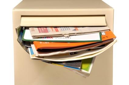 traiter le courrier accumulé pendant les vacances