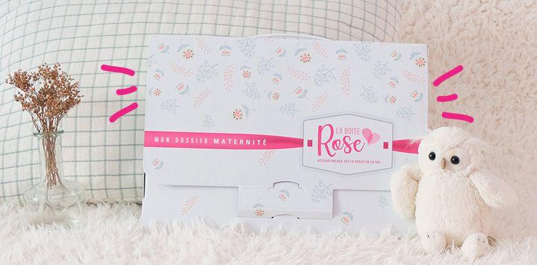 La Boîte Rose de la maternité