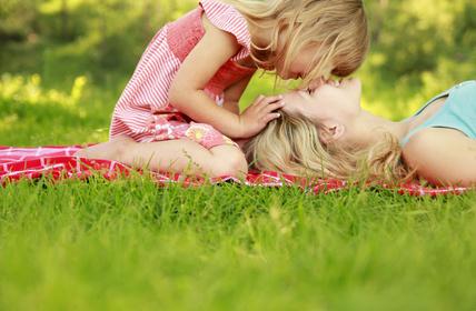 Pourquoi c'est tellement bon d'être une maman