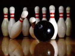 anniversaire d'ado au bowling