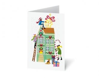 Des cadeaux de Noël fabriqués par les enfants pour toute la famille