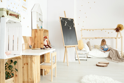 6 astuces pour métamorphoser la chambre de votre enfant avec un petit budget