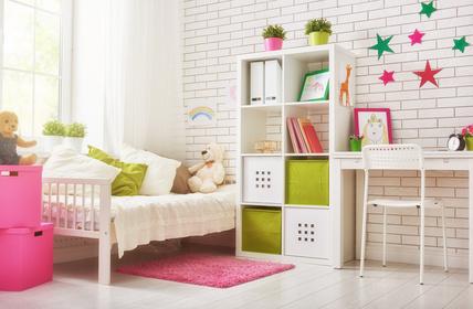 ranger facilement une chambre d'enfant