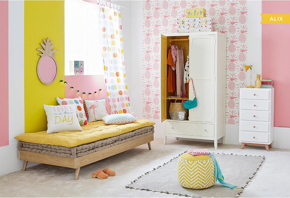 organiser la chambre de votre enfant pour qu'il puisse la ranger facilement