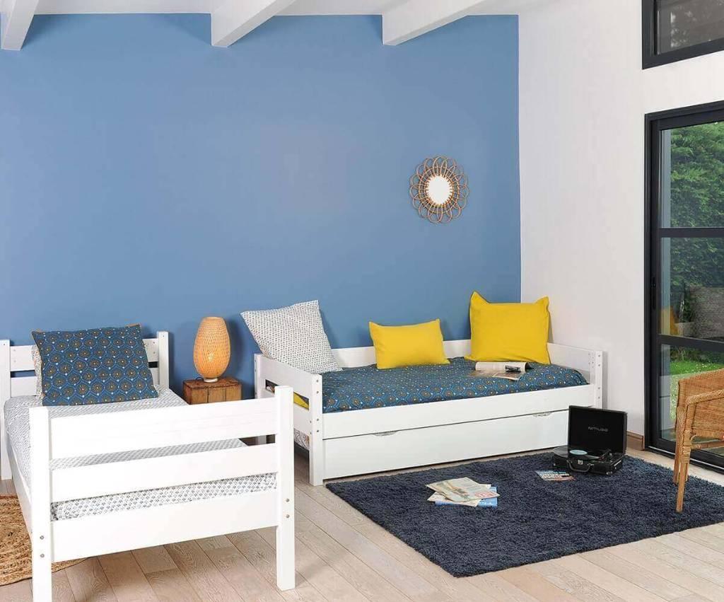 Le lit superposé, aussi pratique que confortable