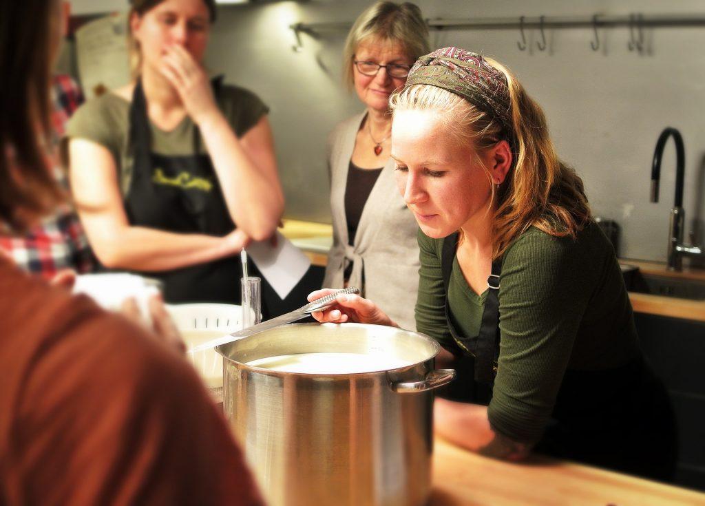 Cours de cuisine - Apprendre à cuisiner