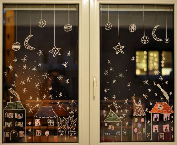 Décorations de Noël: la maison s'illumine !