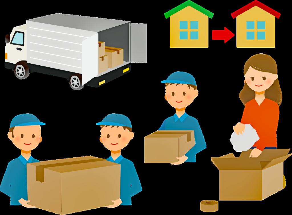 Déménagement : comment trouver les bons déménageurs