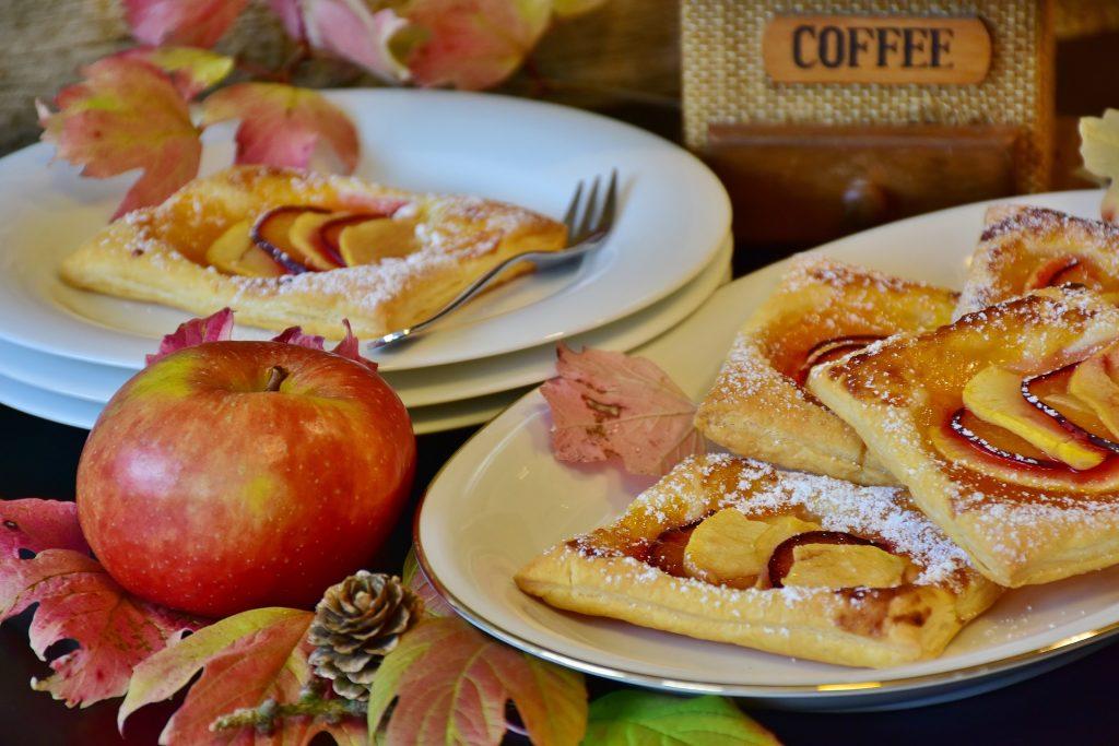 Desserts faciles aux pommes