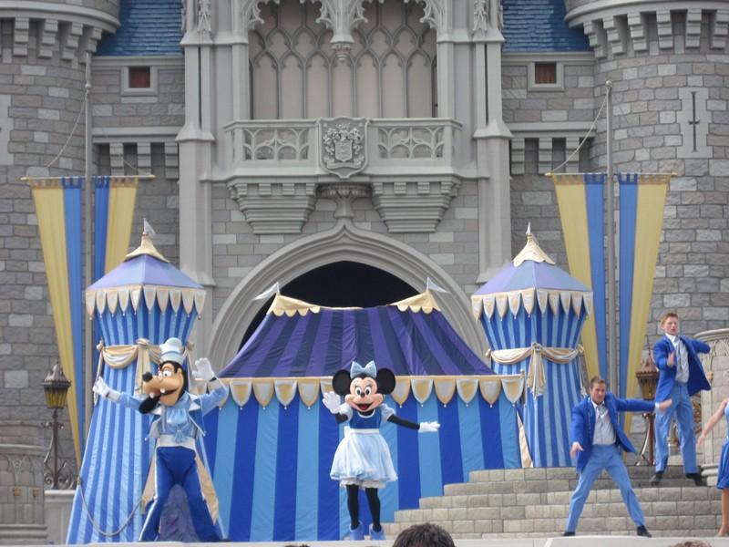Découvrir Disneyworld en Floride avec des petits enfants