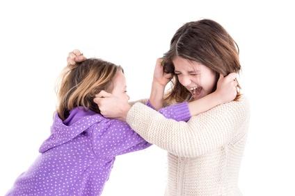 Mes enfants se disputent tout le temps