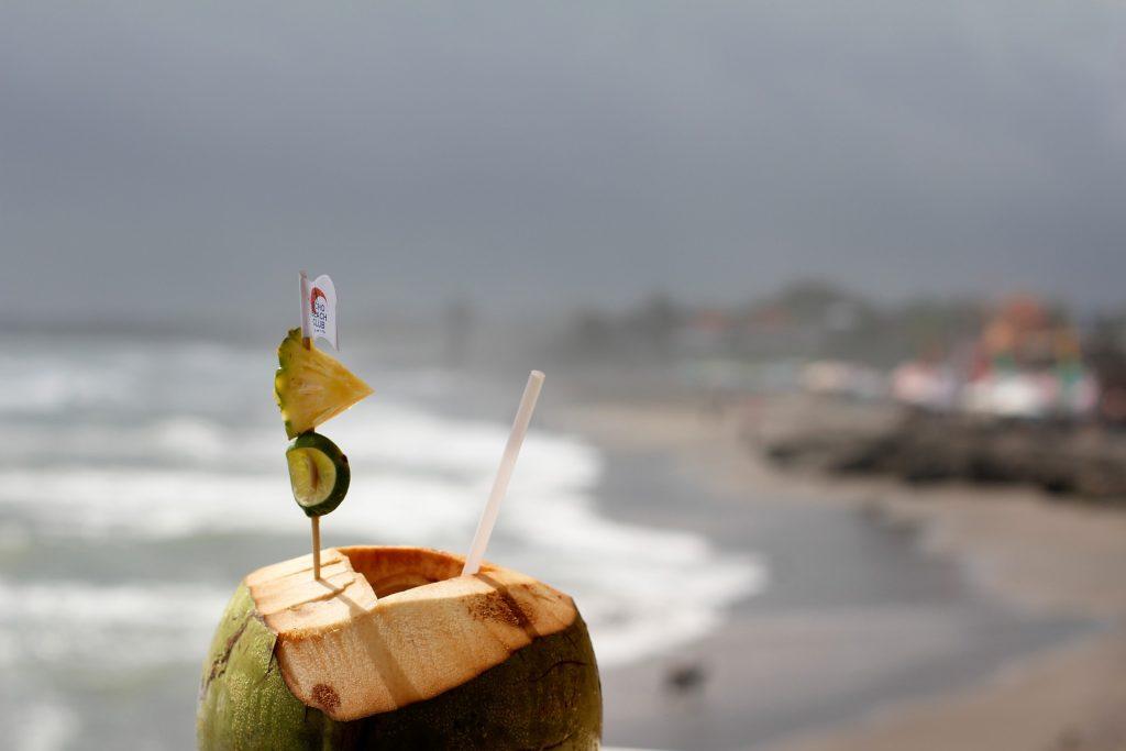 les beinfaits de l'eau de coco