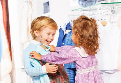 habiller facilement ses enfants