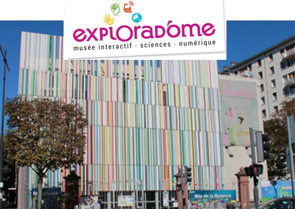 Un anniversaire d'enfant à Paris et région parisienne à l'Exploradôme