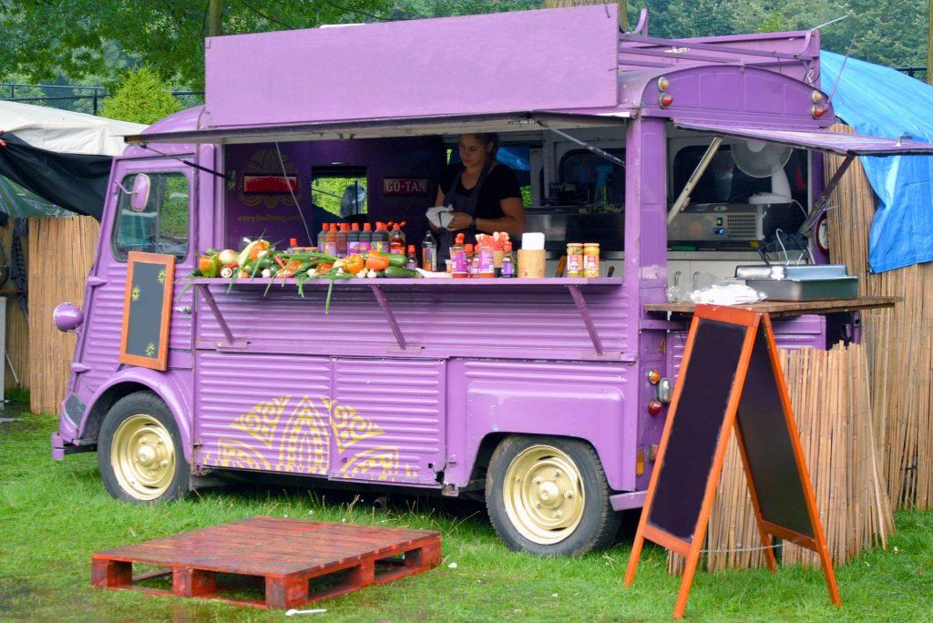 food truck pour fête