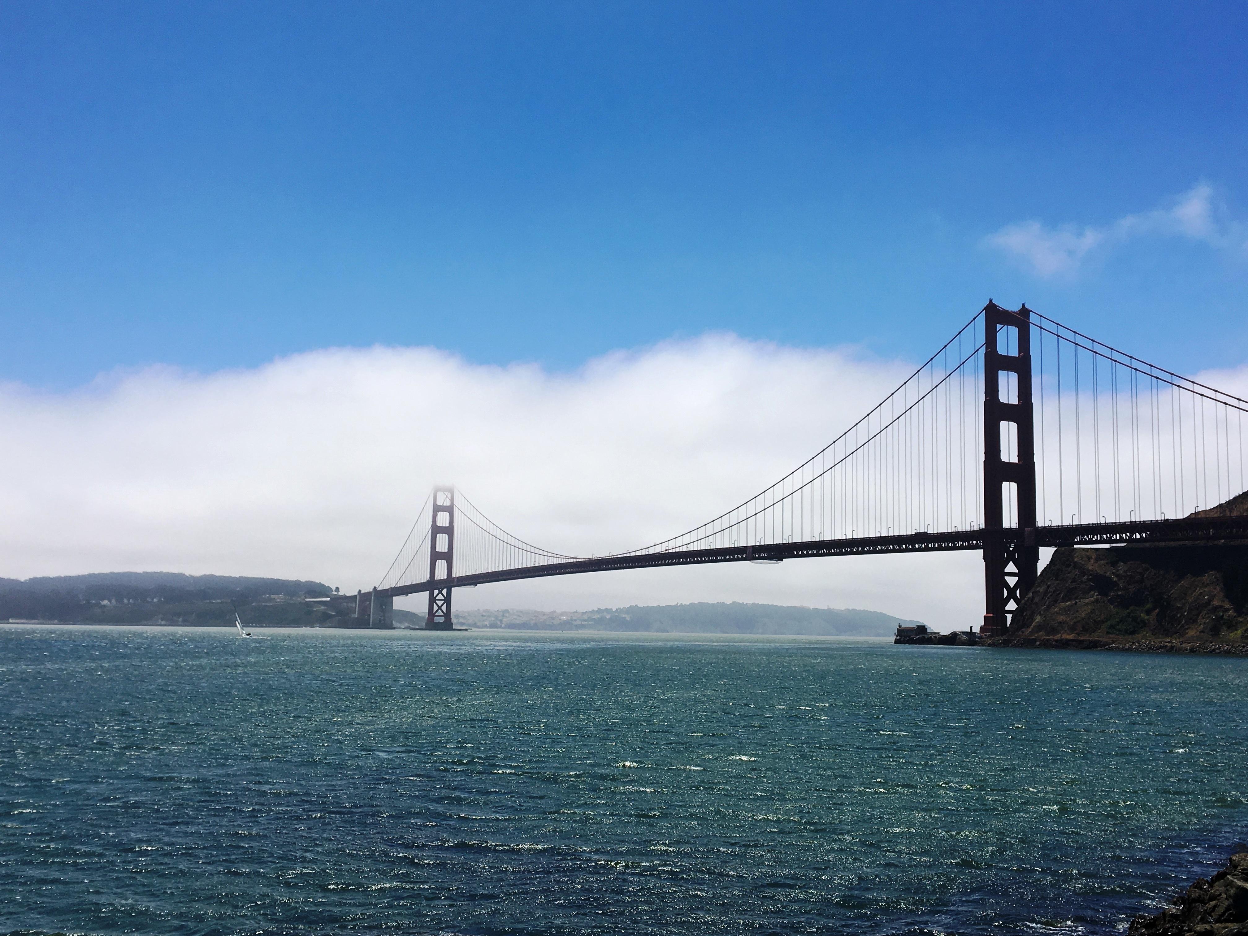 4 jours à San Francisco en famille # Jour 4 Golden Gate - Sausalito - Muir Woods