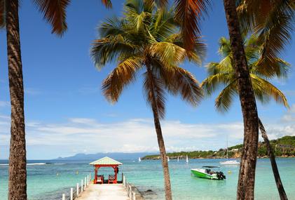 Plage Sainte-Anne Guadeloupe