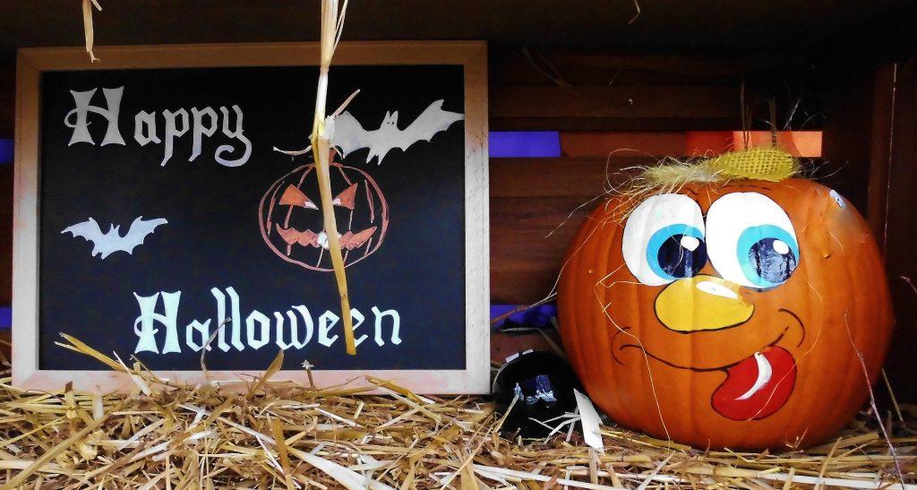 deco maison halloween