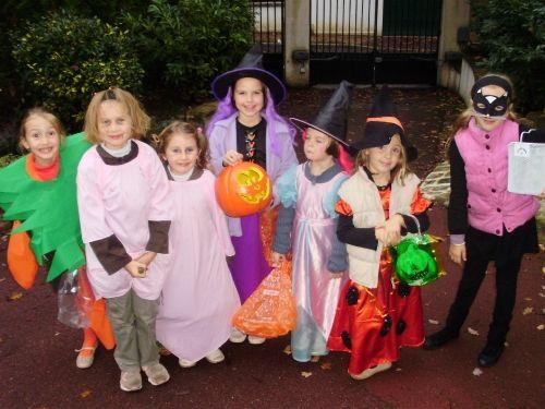Halloween: activités manuelles