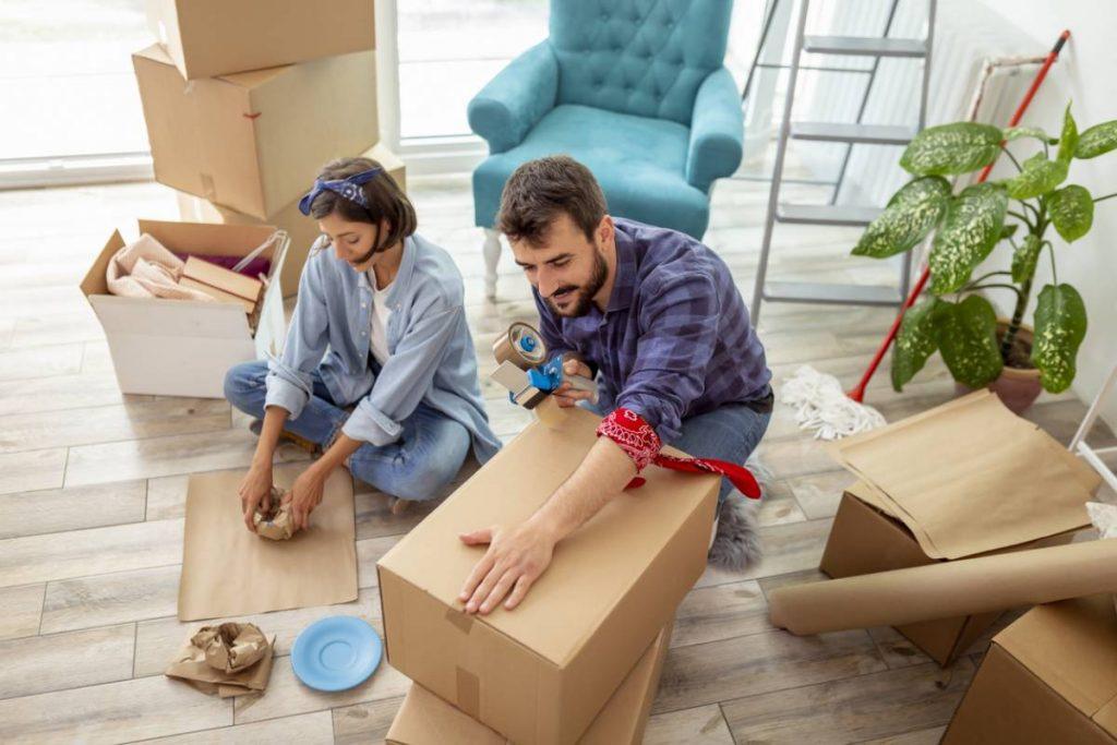 Appartement surchargé : comment déménager sans prise de tête ?